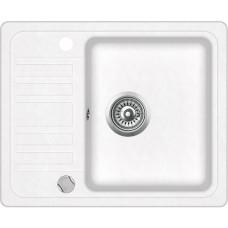 Мойка для кухни гранитная Aquasanita Notus SQ-102AW-710
