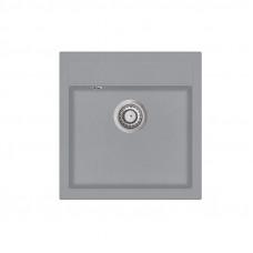 Мойка для кухни гранитная светло-серая AquaSanita TESA TESA SQT-100-221