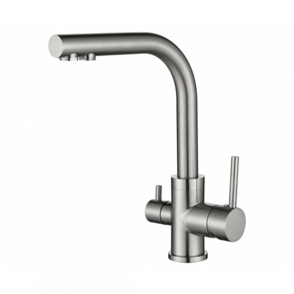 Смеситель для кухни и питьевой воды AquaSanita 2663-002