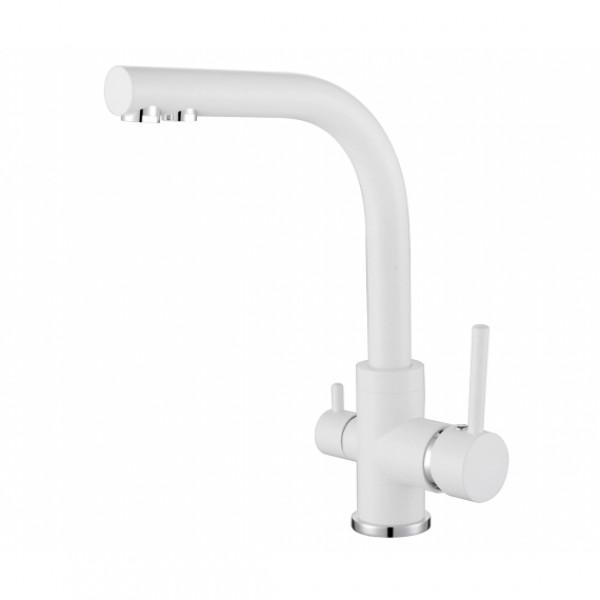 Смеситель для кухни и питьевой воды AquaSanita 2663-710