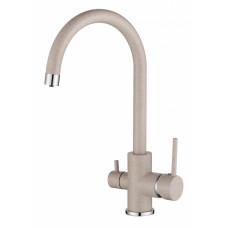 Смеситель для кухни на две воды Aquasanita Sabiaduo 2963-110