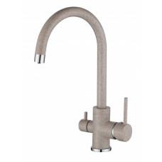 Смеситель для кухни на две воды Aquasanita Sabiaduo 2963-112