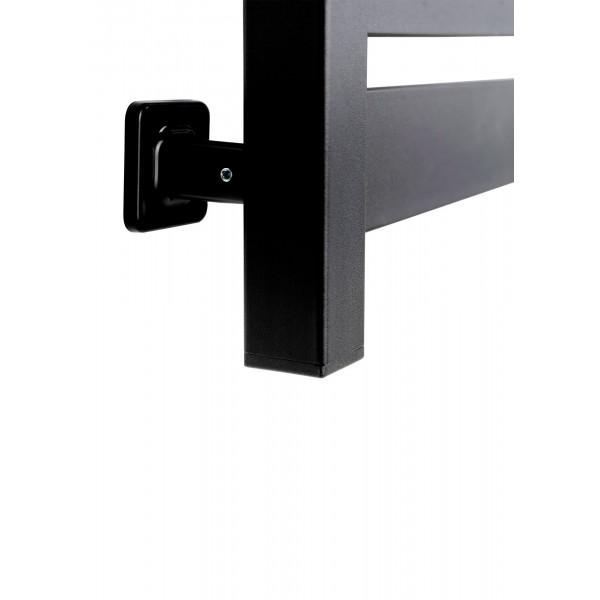 Полотенцесушитель Largo 500х800 Digital левый (черный муар) 12-244152-5080