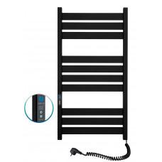 Полотенцесушитель Largo 500х1000 Digital правый (черный муар) 12-244052-5010