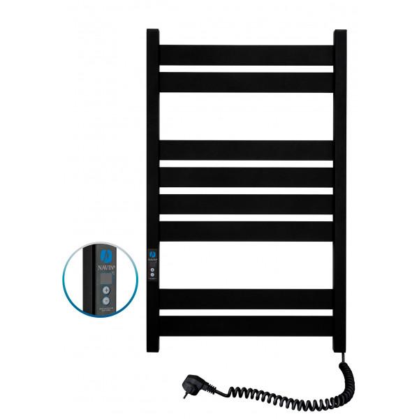 Полотенцесушитель Largo 500х800 Digital правый (черный муар) 12-244052-5080