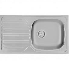 Кухонная мойка KERNAU KSS C 403 1B1D LINEN