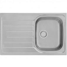 Кухонная мойка KERNAU KSS G 454 1B1D LINEN