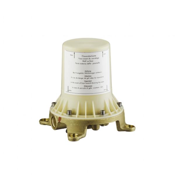 Универсальная скрытая часть для напольных смесителей Hansgrohe 10452180