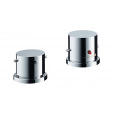 Термостат на ванну на 2 отверстия Hansgrohe Axor Starck 10480000