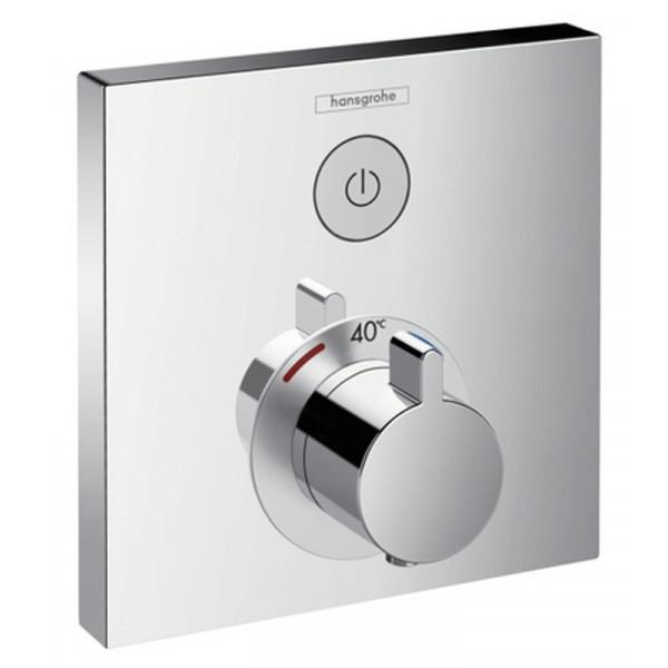 Внешняя часть термостата Hansgrohe Shower Select 15762000