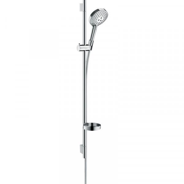 Душевой набор со штангой Hansgrohe Raindance Select S 27667000