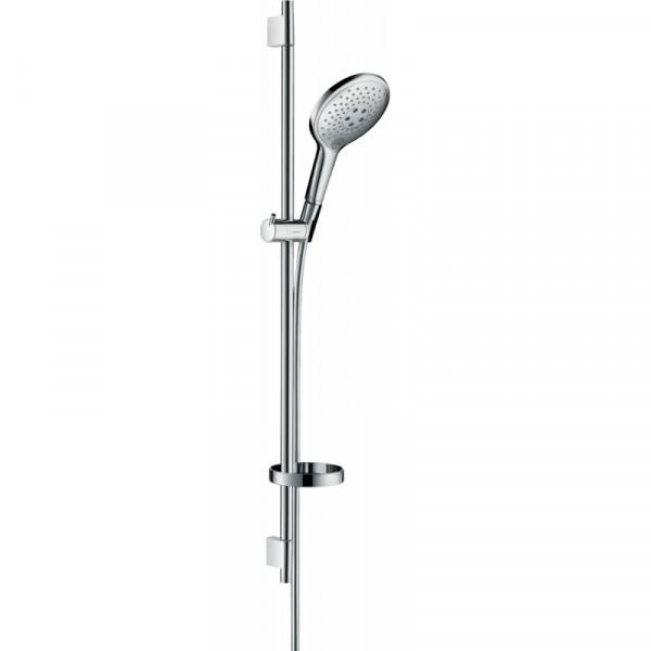 Душевой набор со штангой Hansgrohe Raindance Select 150 Unica`S Puro 90 27803000