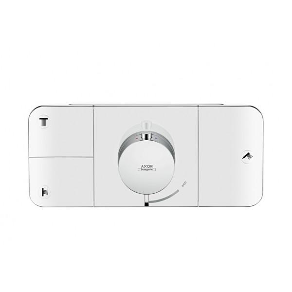 Термостат для ванны для 3 потребителей Hansgrohe Axor One 45713000