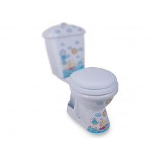 Чаша унитаза IDEVIT Afacan 0504-2106-0171