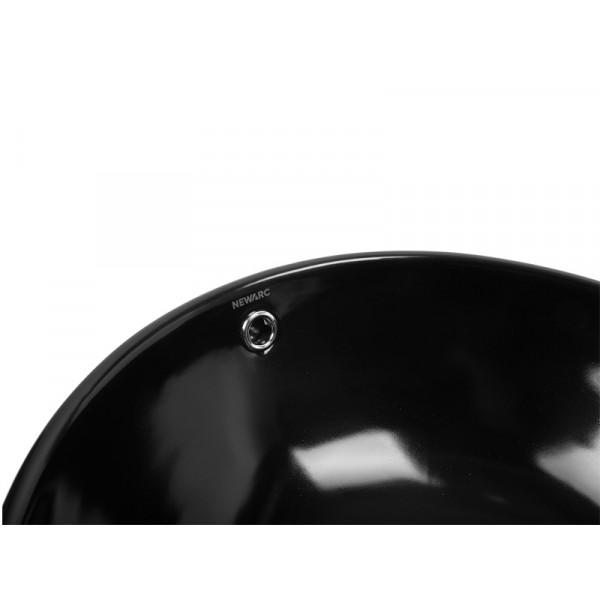Умывальник Newarc Countertop 5010B, черный