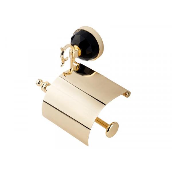 Держатель туалетной бумаги, золото KUGU Diamond 1111G