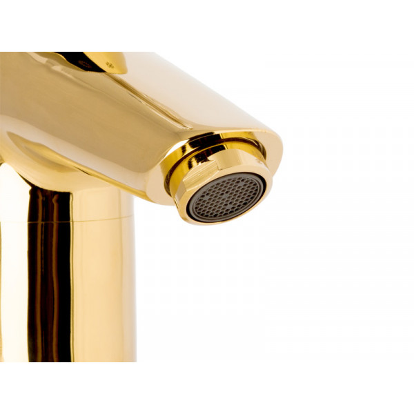 Смеситель для умывальника, золото VENEZIA Diamonod Gold 5010204