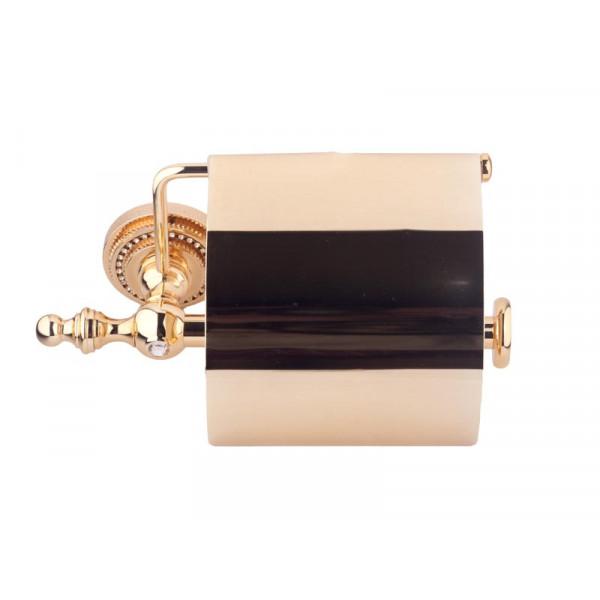 Держатель туалетной бумаги, золото KUGU Eldorado 811G