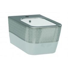 Биде, белый-серебро IDEVIT Halley 3206-2605-1201
