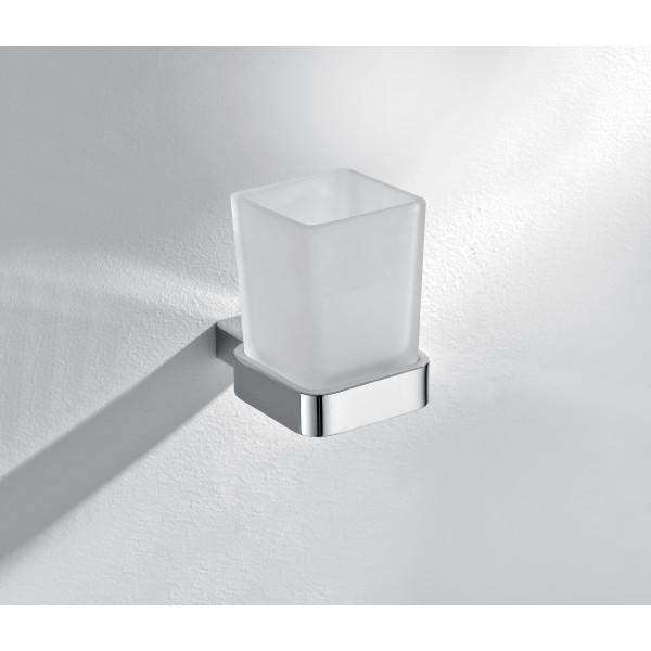 Настенный стакан для зубных щеток ASIGNATURA Unique 65601800