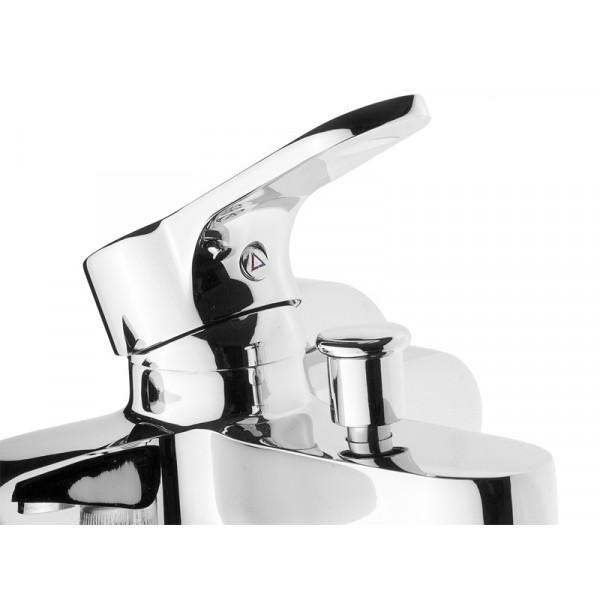 Смеситель для ванны NEWARC Master 187511