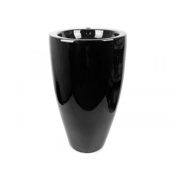 Умывальник напольный Newarc Modern 3812B, черный