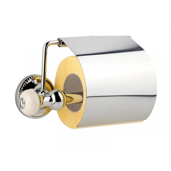 Держатель туалетной бумаги KUGU Pan 011C