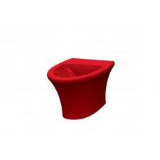 Биде, красный IDEVIT Rena 2906-0105-08