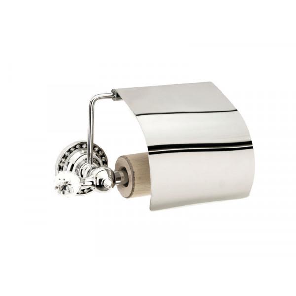Держатель туалетной бумаги KUGU Swan 411C