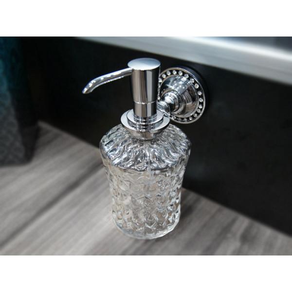 Дозатор для жидкого мыла KUGU Swan 414C