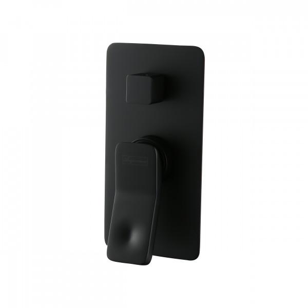 Душевая система ASIGNATURA Unique 85507902, черная