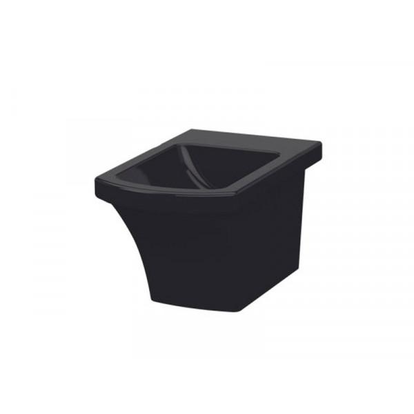Биде подвесное IDEVIT Vega 2806-0305-07, черный