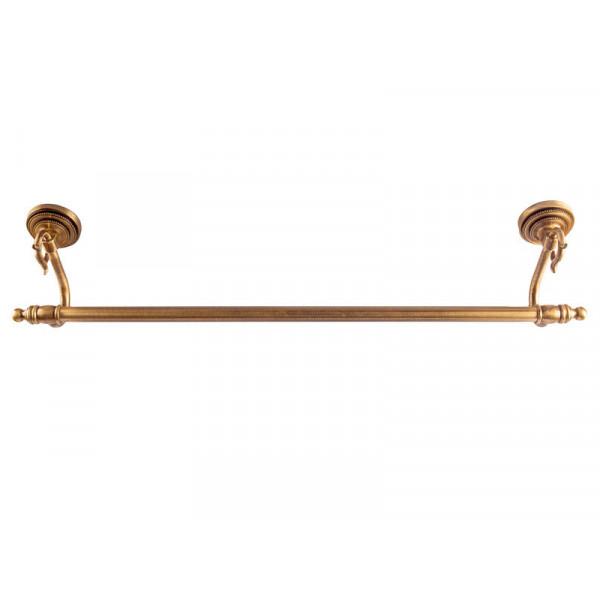Полотенцедержатель, античная бронза KUGU Versace Antique 201A