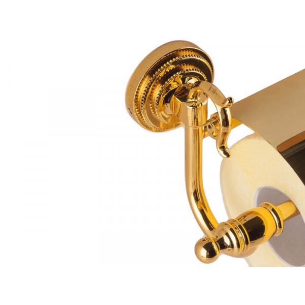 Держатель туалетной бумаги, золото KUGU Versace 211G