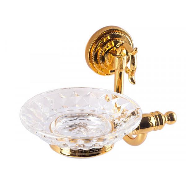 Настенная мыльница, золото KUGU Versace 207G