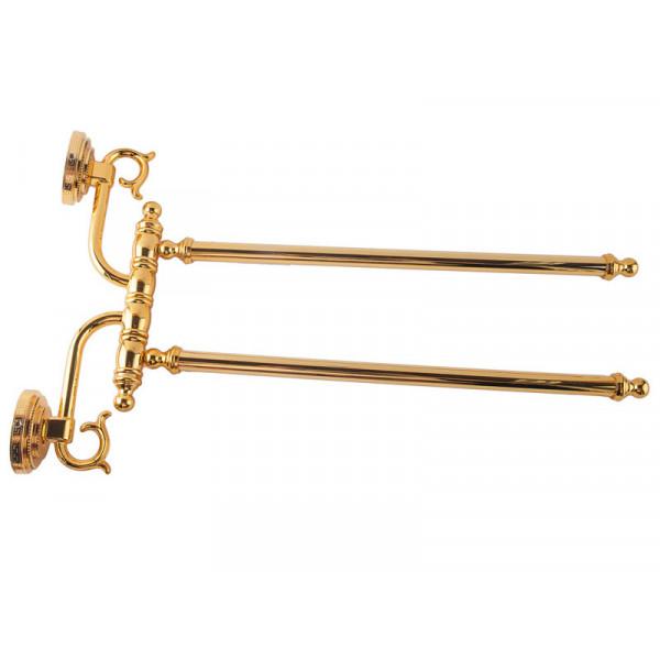 Полотенцедержатель, золото KUGU Versace 242G
