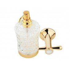 Дозатор для жидкого мыла, золото KUGU Bavaria 314G