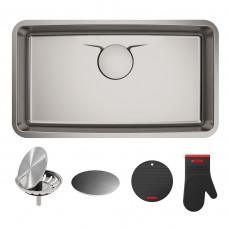 Кухонная мойка Kraus Dex KD1US33B