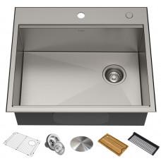Кухонная мойка KRAUS KORE™ KWT311-25