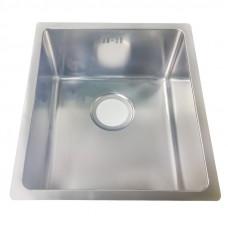 Кухонная мойка стальная Asil AS 353 Polished