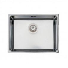 Кухонная мойка стальная Asil AS 355 Polished