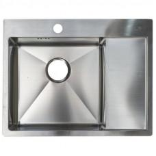 Кухонная мойка стальная Asil Hand Made AS 3069-R Light Brushed