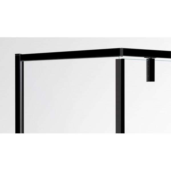 Душевая кабина 100х100x195 Eger A Lany 599-553/1 Black