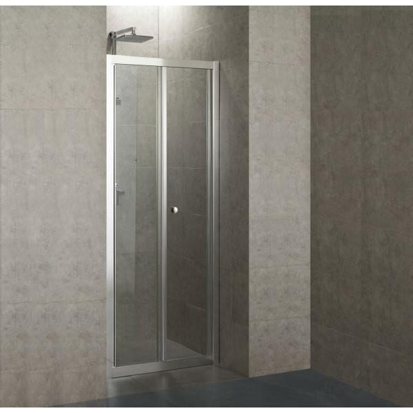 Душевая дверь в нишу 90х195 EGER Bifold 599-163-90(h)