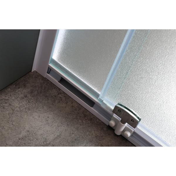 Душевая дверь 70~80х185 EGER 599-111