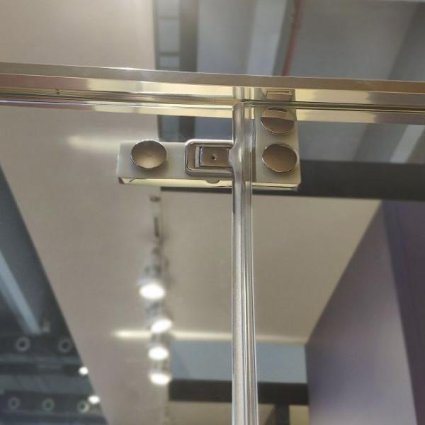 Душевая кабина 90x90x200 Eger FREEZ 599-180R/1