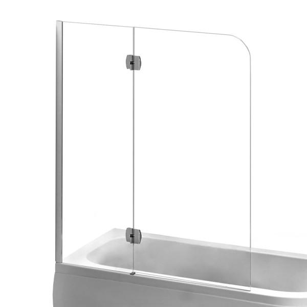 Шторка для ванны 120х150 левая EGER 599-120CH/L