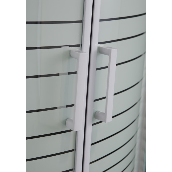 Душевая кабина 90x90x185 Eger Tisza 599-021-A/1