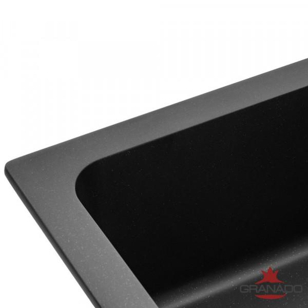 Кухонная мойка GRANADO VIGO BLACK SHINE
