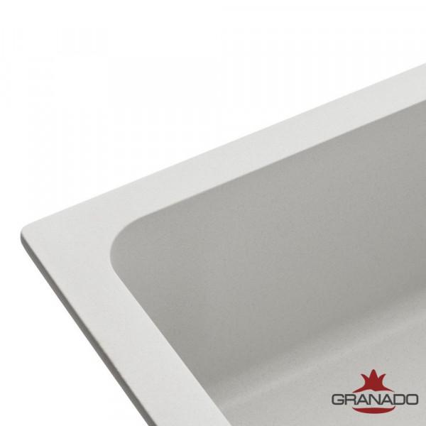 Кухонная мойка GRANADO VIGO WHITE